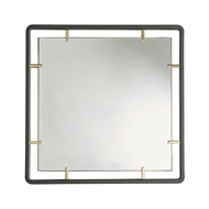 Arteriors Home Janey Square Mirror