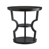 Arteriors Home Kal Side Table 5520 Oak