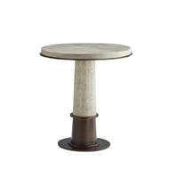 Arteriors Home Kamile Side Table 4341 Wood