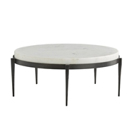 Arteriors Home Kelsie Cocktail Table 4392 Iron