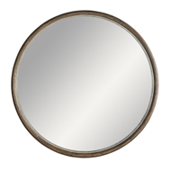 Arteriors Home Lesley Large Mirror 4106 Wood