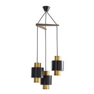 Arteriors Lighting Jonas Chandelier