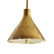 Arteriors Lighting Kimberly Pendant 42231 Brass
