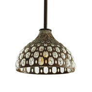 Arteriors Lighting Lenny Pendant 42225 Iron