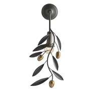 Arteriors Lighting Olive Branch Sconce DD42620 Iron