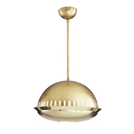 Arteriors Lighting Orb Pendant DD49006 Steel
