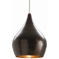 Arteriors Lighting Mario Pendant With Bronze Finish In Brown