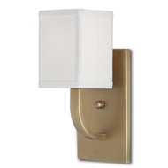 Currey & Company Lighting Sadler Wall Sconce