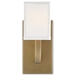 Currey & Company Lighting Sadler Wall Sconce 5000-0022 Metal