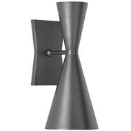 Currey & Company Lighting Gino Wall Sconce 5000-0044 Metal