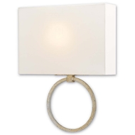 Currey & Company Lighting Porthole Wall Sconce