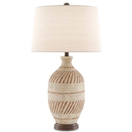 Currey & Company Lighting Faiyum Table Lamp