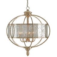 Currey & Company Lighting Florence Chandelier