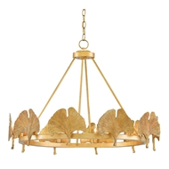 Currey & Company Lighting Gin Kyo Chandelier