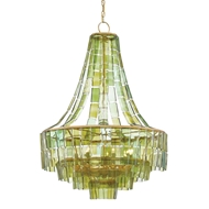 Currey & Company Lighting Vintner Chandelier