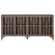 Currey & Company Home Lathan Credenza