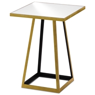 Currey & Company Home Mondo Accent Table
