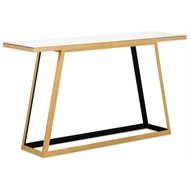 Currey & Company Home Mondo Console Table