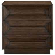 Currey & Company Home Morombe Chest 3000-0079 - Oak Solids and Veneers