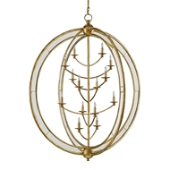 Currey & Company Lighting Aphrodite Chandelier, Large