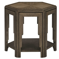 Currey & Company Home Losari Side Table