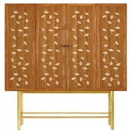 Currey & Company Home Bohlend Cabinet