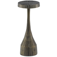 Currey & Company Home Luca Drinks Table