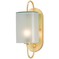 Currey & Company Lighting Glacier Wall Sconce