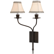 Currey & Company Lighting Highlight Wall Sconce