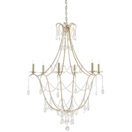 Currey & Company Lighting Elizabeth Chandelier