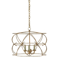 Currey & Company Lighting Rattigan Chandelier