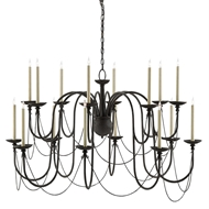 Currey & Company Lighting Digby Chandelier