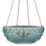 Currey & Company Lighting Quoram Chandelier, Small