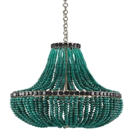 Currey & Company Lighting La Malaquita Chandelier