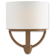 Currey & Company Lighting Axel One Wall Sconce