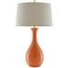 Currey & Company Lighting Tucker Table Lamp 6000-0198 Ceramic/Metal