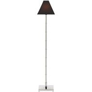 Currey & Company Lighting Cony Floor Lamp 8000-0010 Metal