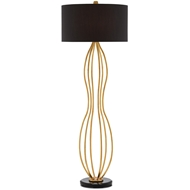 Currey & Company Lighting Nami Floor Lamp