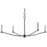 Currey & Company Lighting Knole Chandelier