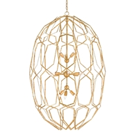Currey & Company Lighting Albertine Chandelier