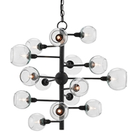 Currey & Company Lighting Penpoint Chandelier