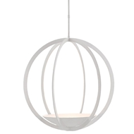Currey & Company Lighting Moondance Orb Chandelier