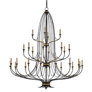 Currey & Company Lighting Folgate Chandelier