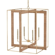 Currey & Company Lighting Purebred Chandelier