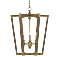 Currey & Company Lighting Bastian Chandelier Small
