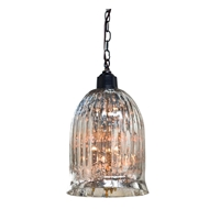Regina Andrew Lighting Savannah Pendant - Antique Mercury