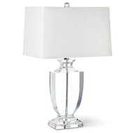 Regina Andrew Lighting Phat Crystal Urn Table Lamp