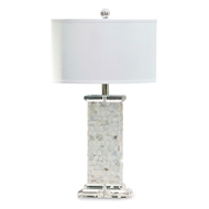 Regina Andrew Lighting Brook Mother of Pearl Table Lamp