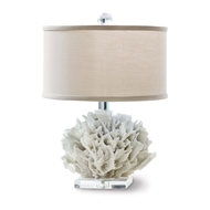 Regina Andrew Lighting Ribbon Coral Mini Lamp