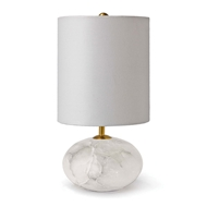 Regina Andrew Lighting Alabaster Mini Orb Lamp